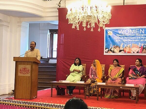 "Maitri Consultations 2019: ""Women Speaking from Margins – Activism, Resistance and Agency"" in Pune"